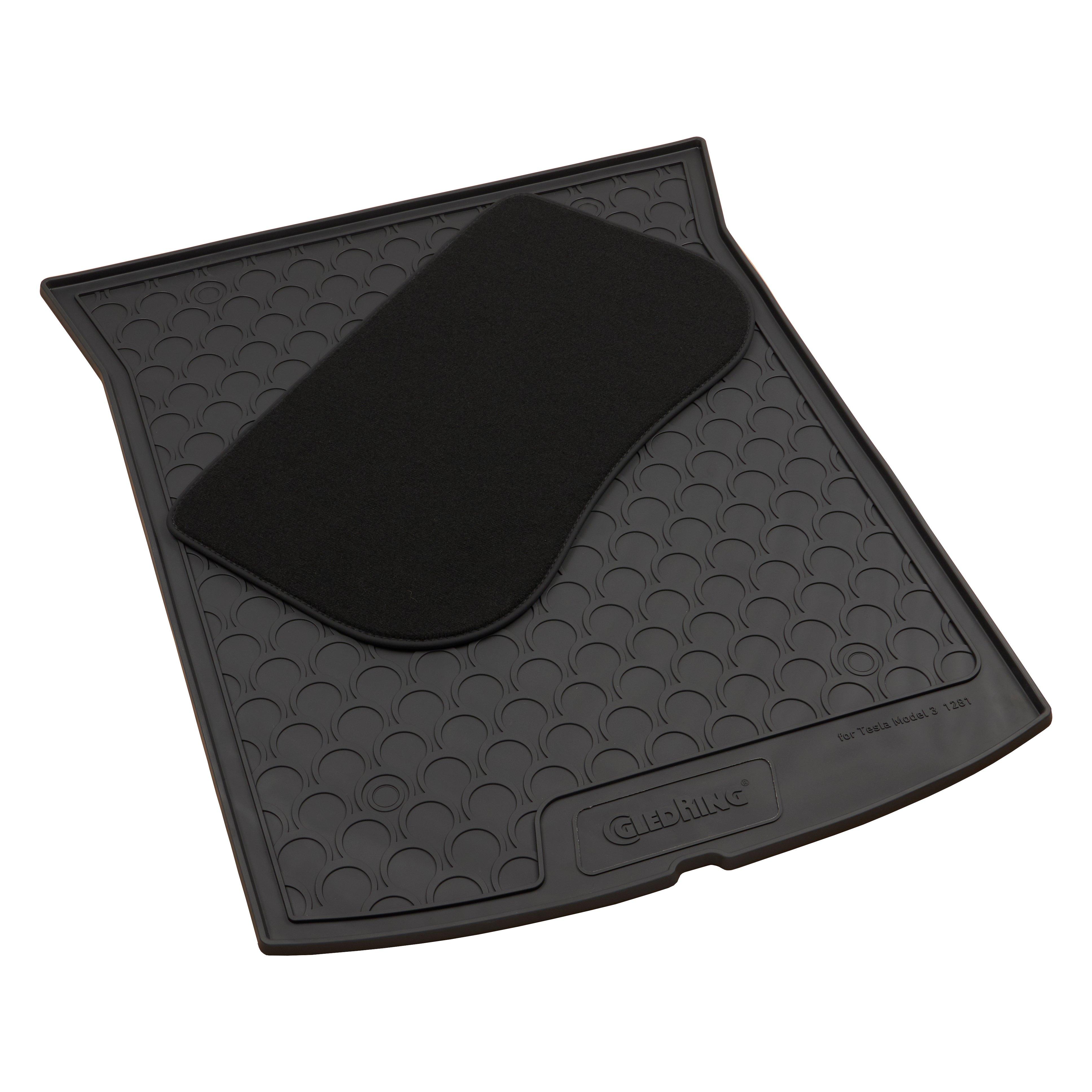 Kofferbakmat Tesla  Model 3 - Rubber