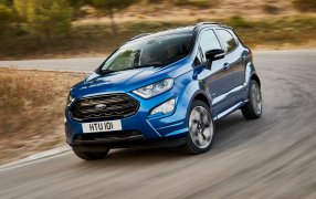 Ford EcoSport Type 2