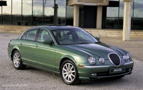 Jaguar S-Type Type 1