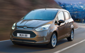 Ford B-MAX Type 1