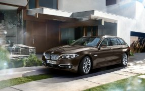 BMW 5-serie F11 Facelift xDrive