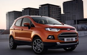 Ford EcoSport Type 1