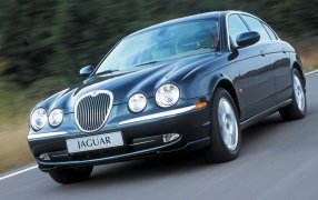 Jaguar S-Type Type 2