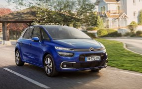 Citroen C4 SpaceTourer Type 1