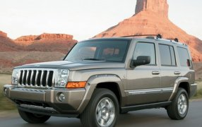 Automatten Jeep Commander .