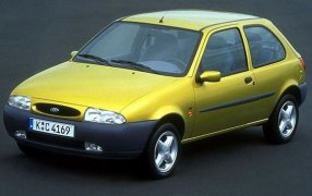Ford Fiesta Type 1