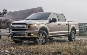 Automatten F150 King Ranch