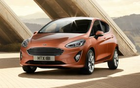 Ford Fiesta Type 4