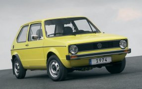 Volkswagen Golf 1 Type 1