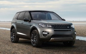Automatten Landrover Discovery Sport