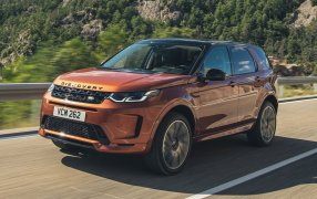 Automatten Discovery Sport Type 2