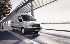Mercedes Sprinter 3 Type 1