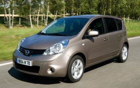 Nissan Note Type 1