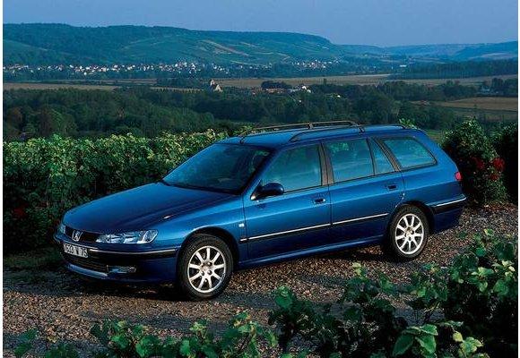 Luxe Velours Automatten Peugeot 406 Type 1 kopen? Gratis verzending