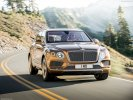 Automatten Bentley Bentayga.