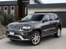 Kofferbakmatten Grand Cherokee WK2