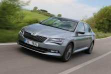 Skoda Superb Type 3