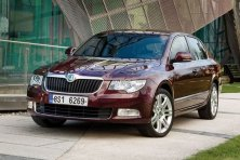 Skoda Superb Type 2