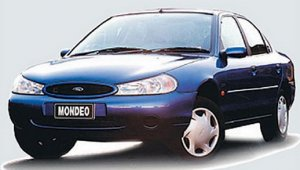 Ford Mondeo  Type 1